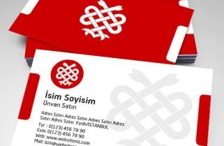 350 Gr Parlak Kuşe Selefonlu Kartvizit Fiyatları