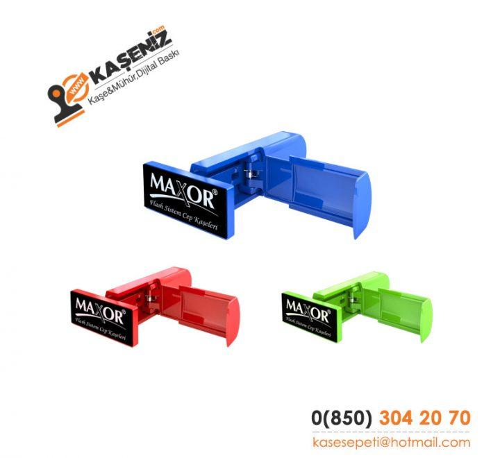 Maxor K97 Flaş Sistem Cep Kaşesi Fiyatları
