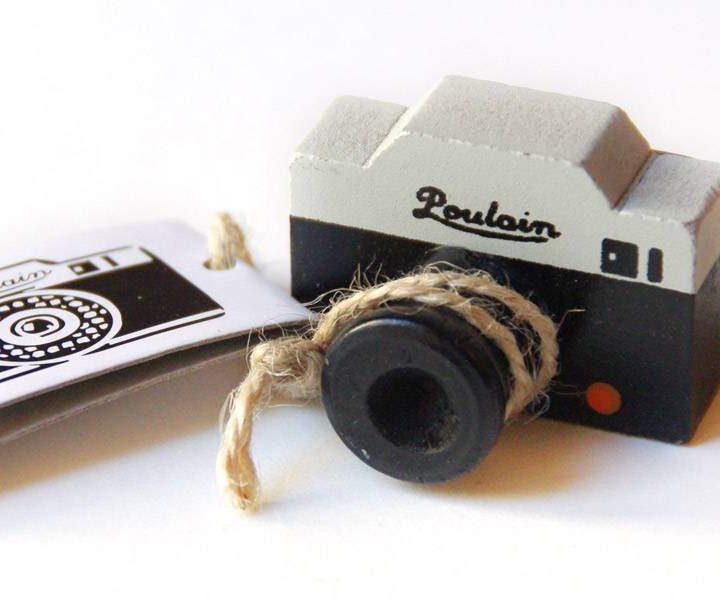 Poulain Kamera Kaşe